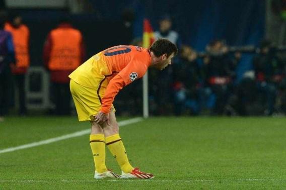 Messi boos om 'onzin' rond blessure