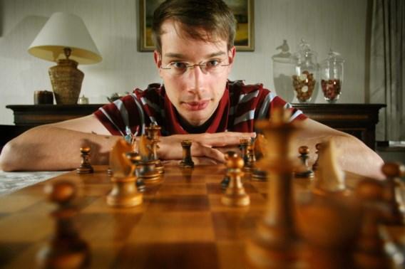 Bart Michiels tweede Belgische grootmeester schaken