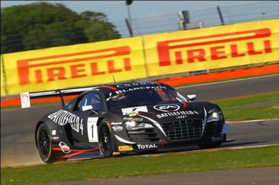 Vanthoor slaat dubbelslag in slotmanche FIA GT Series