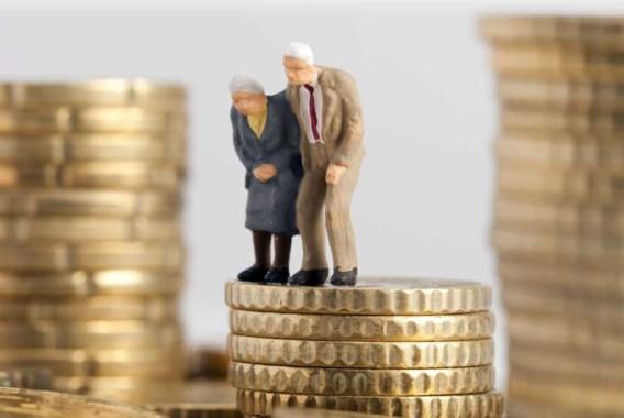 Vrouw krijgt recht op deel pensioen man
