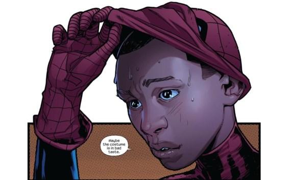 Dit is Miles Morales, de nieuwe Peter Parker