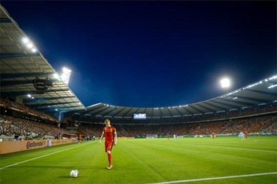 Nationaal stadion zonder atletiekpiste op Heizel