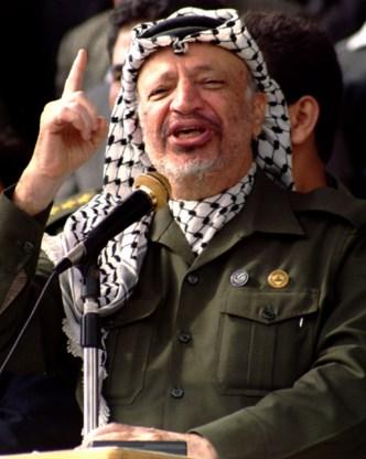 'Arafat toch gestorven aan natuurlijke doodsoorzaak '