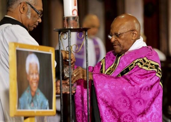 Desmond Tutu: 'Zijn gevangenschap was cruciaal'