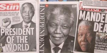 INBEELD. Nelson Mandela op de krantencovers