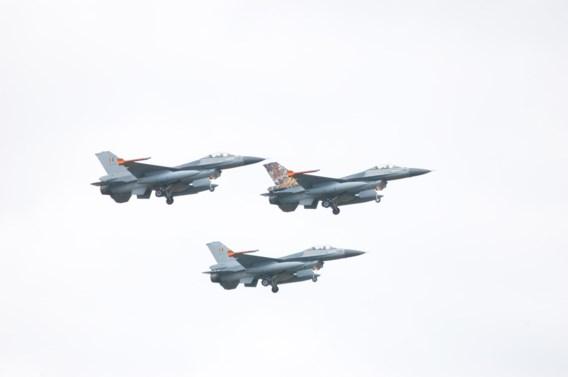 De Crem wil 40 nieuwe gevechtsvliegtuigen