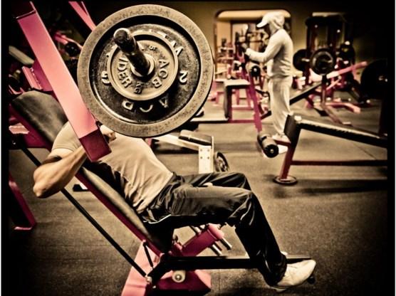 Jan werd ontslagen door Life Style Fitness (niet op deze foto): 'Terwijl ik een voorbeeld voor andere managers werd genoemd.'
