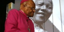 Desmond Tutu dan toch naar begrafenis