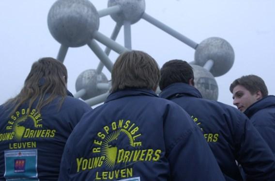 Responsible Young Drivers brachten opnieuw duizendtal feestvierders veilig thuis