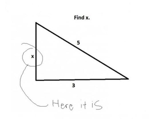 Hoe een fout antwoord toch geniaal kan zijn