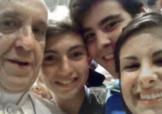 'Selfie' is Woord van het Jaar 2013