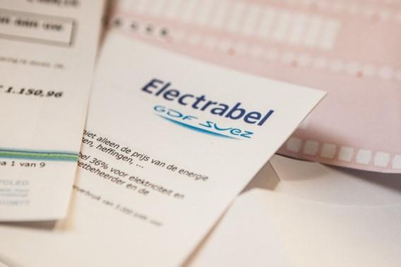 Marktaandeel Electrabel verder gedaald in november