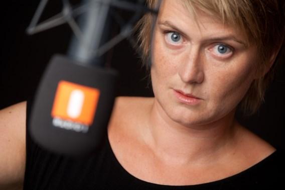 Ruth Joos neemt in stijl afscheid van Radio 1