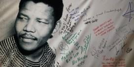 'Mossad trainde Nelson Mandela'