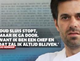 Sergio Herman laat Oud Sluis achter zich