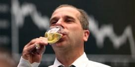 Beurs van Frankfurt sluit jaar kwart hoger af