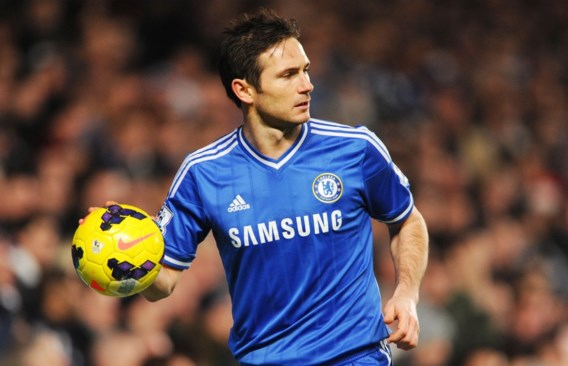 Chelsea moet Lampard en Ivanovic missen tot eind januari