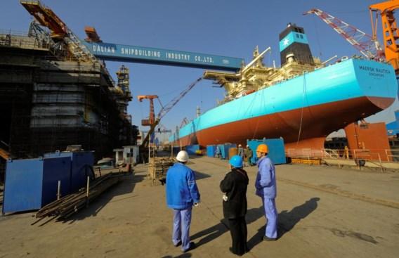 Oliereder Euronav koopt 15 mammoettankers van Maersk