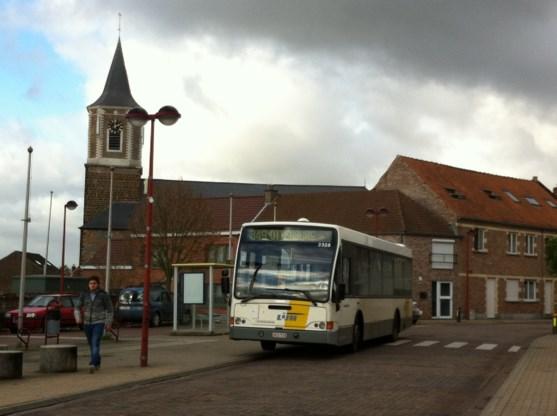 Bus in alle uithoeken ter discussie