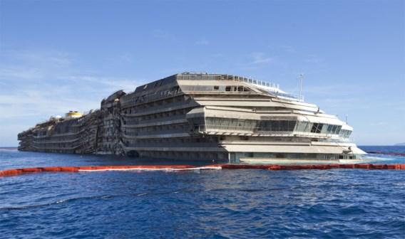 Costa Concordia wordt in juni definitief geborgen