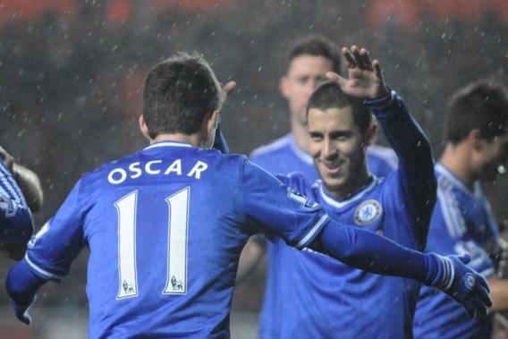 Eden Hazard is op twee na duurste speler in de Premier League
