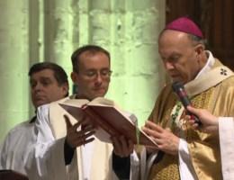Léonard wordt geen kardinaal