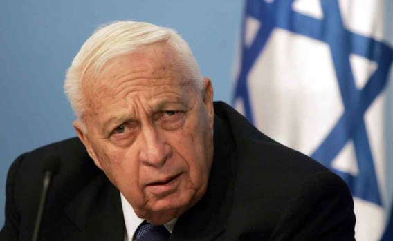 Federale en Vlaamse regering niet naar begrafenis Ariel Sharon