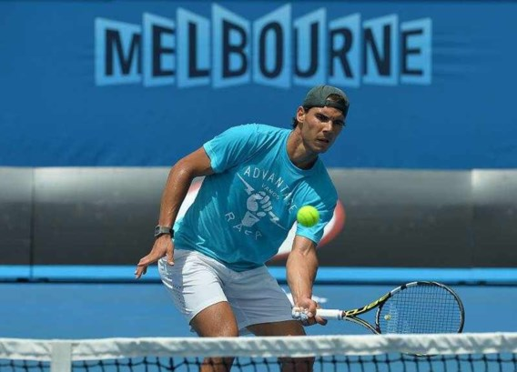 Geen wijzigingen in top tien ATP-ranking voor start van Australian Open