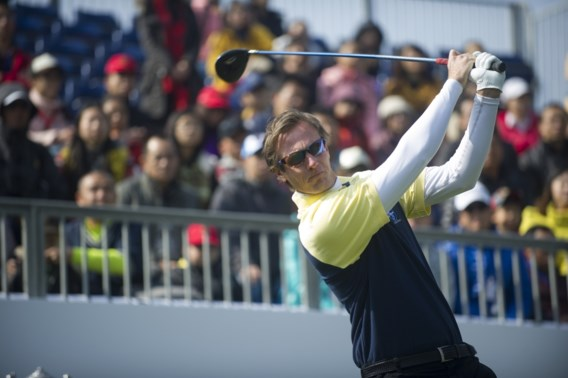 Nicolas Colsaerts zakt op wereldranking golf