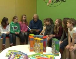 Schrijver Marc De Bel start eigen school