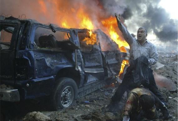 De autobom die oud-premier Rafik Hariri op 14 februari 2005 doodde in Beiroet,was zo krachtig dat ook vele voorbijgangers werden gewond en gedood.