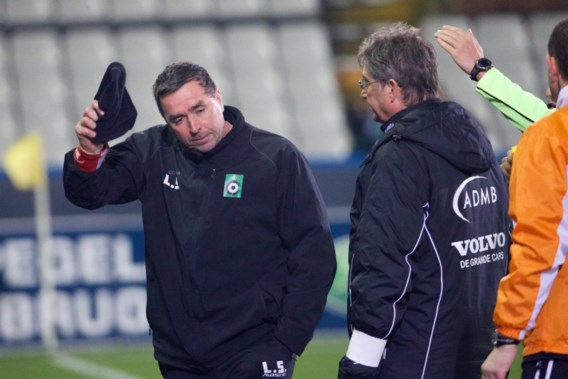 Cercle-coach Lorenzo Staelens riskeert schorsing