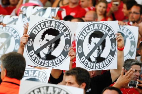 Pro League vergadert over 'sanctie' voor Duchâtelet