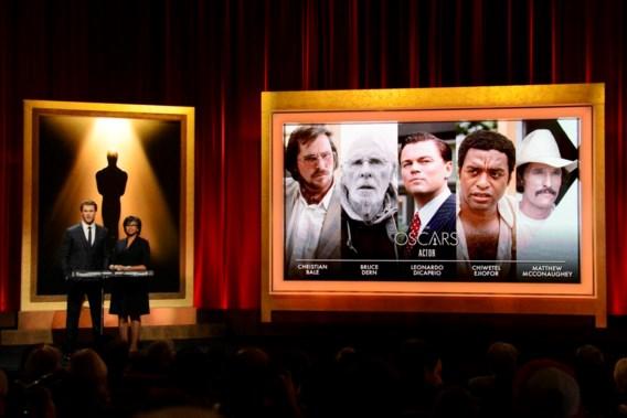 OVERZICHT. Deze acteurs, regisseurs en films maken kans op een Oscar