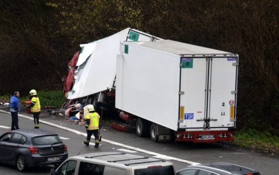 Moeizame avondspits rond Brussel na ongeval in Groot-Bijgaarden