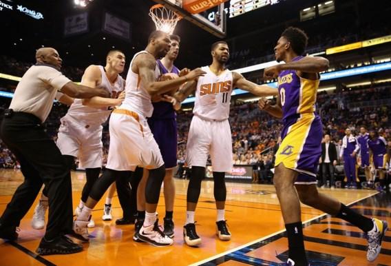 Miami laat zich verrassen, nieuwe opdoffer voor zeven Lakers