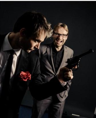 Frank Mercelis en Bart Van Loo (r): Vlaamse ambassadeurs van het Franse chanson.