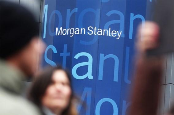 Morgan Stanley ziet winst dramatisch teruglopen