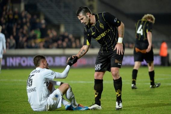 Club Brugge geeft zege weg in slotminuten