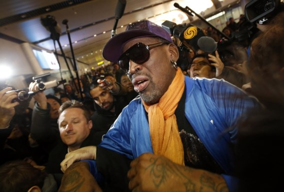 Dennis Rodman opgenomen in afkickcentrum