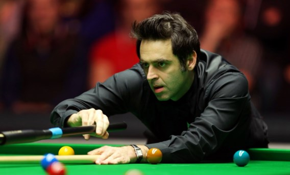 Ronnie O'Sullivan vervoegt Selby in finale Masters