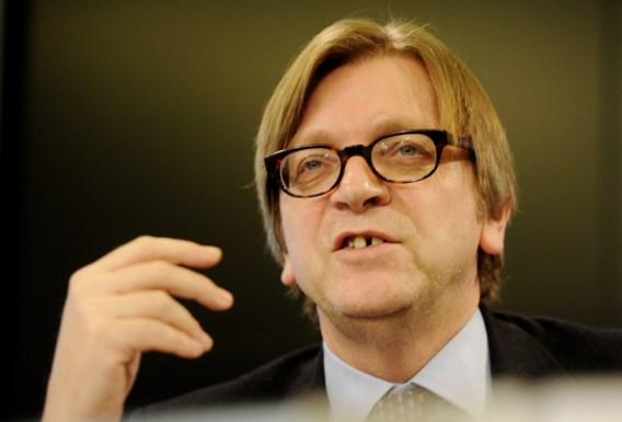 Verhofstadt kandidaat-voorzitter Europese Commissie