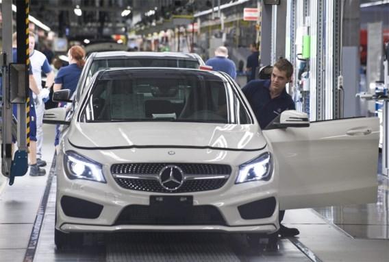 EU-Commissie verhoogt druk op Duitsland in Mercedes-rel