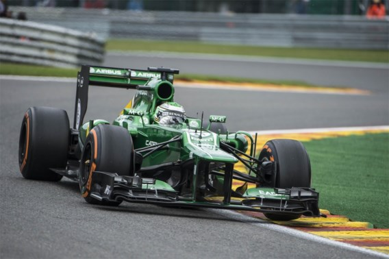 Twee piloten zijn zitje kwijt in Formule 1