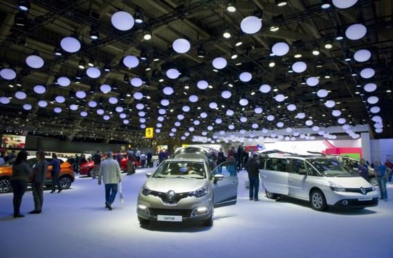 België telt 560.000 salariswagens
