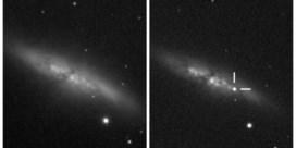 Astronomiestudenten ontdekken dichtstbijzijnde supernova in jaren
