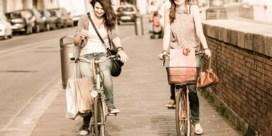 Make-up op de fiets: Zo vermijdt u de 'pandalook'