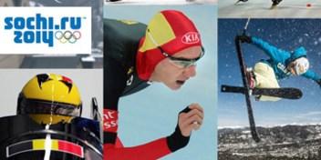 Dit zijn de zeven Belgische atleten voor Sotsji