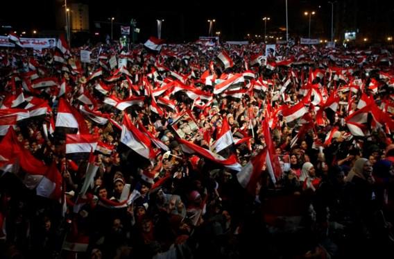 Bloedige 'verjaardag' Tahrir-revolutie: 49 doden