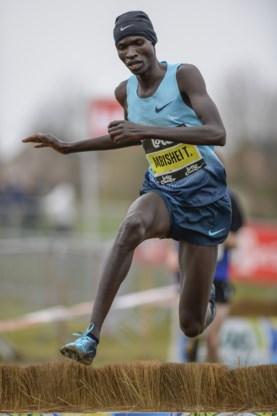 Keniaan en Ethiopische winnen in Crosscup Hannuit